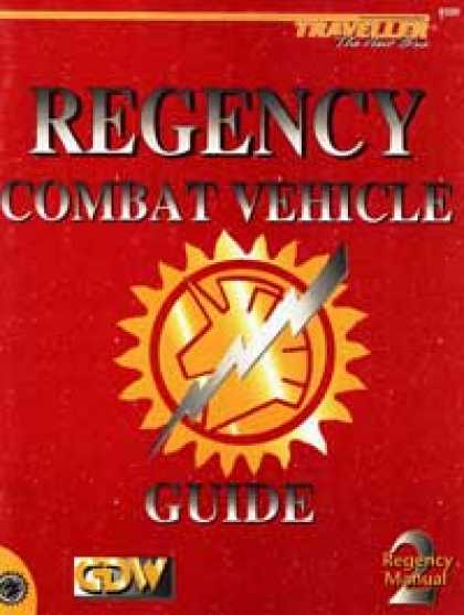 Role Playing Games - Regency Combat Vehicle Guide