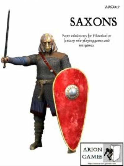 Role Playing Games - Saxons Set