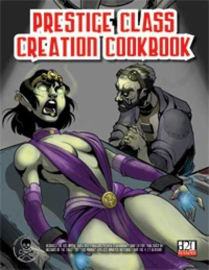 Role Playing Games - Prestige Class Creation Cookbook