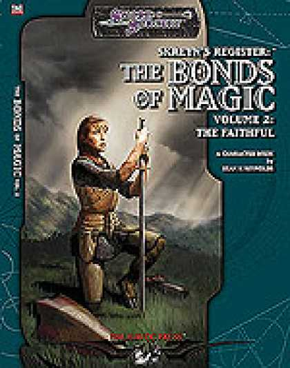 Role Playing Games - Skreyn's Register The Bonds of Magic Vol 2: The Faithful