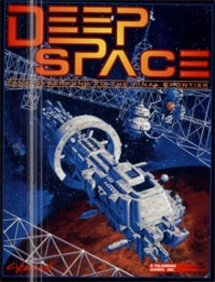 Role Playing Games - Deep Space