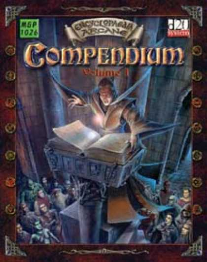Role Playing Games - Encyclopaedia Arcane Compendium, Volume I