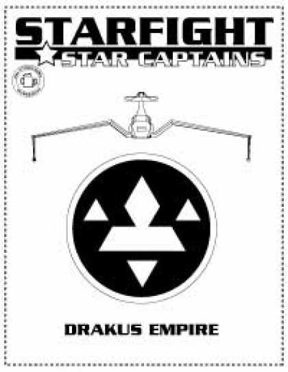 Role Playing Games - Starfight: Drakus Empire Captains