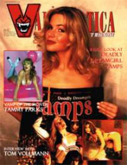 Role Playing Games - Vamperotica Magazine V1N09