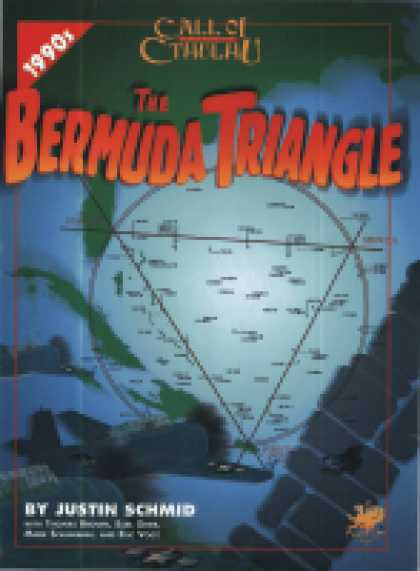 Role Playing Games - The Bermuda Triangle