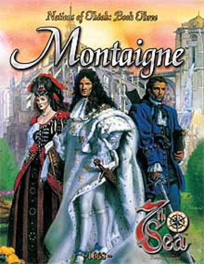 Role Playing Games - Nations of Théah: Book 3: Montaigne