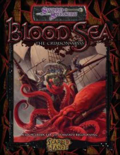 Role Playing Games - Blood Sea: The Crimson Abyss