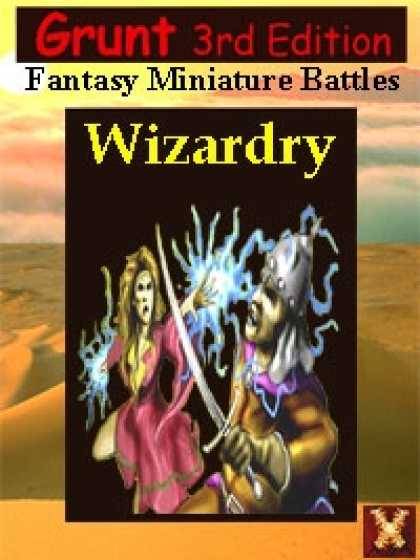 Role Playing Games - 3rd Ed: Grunt Wizardry Sourcebook