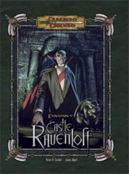 Role Playing Games - Expedition to Castle Ravenloft