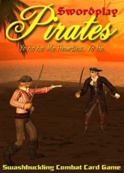 Role Playing Games - Swordplay: Pirates (PDF Edition)