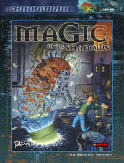 Role Playing Games - Magic in the Shadows