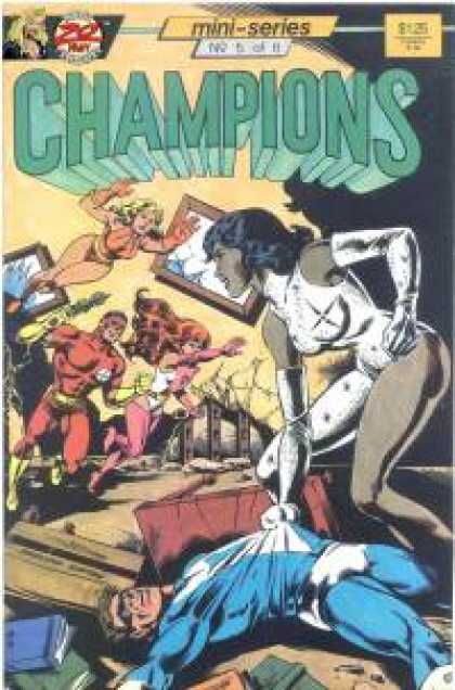 Role Playing Games - Champions #05