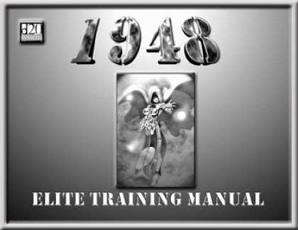 Role Playing Games - 1948: Elite Training Manual