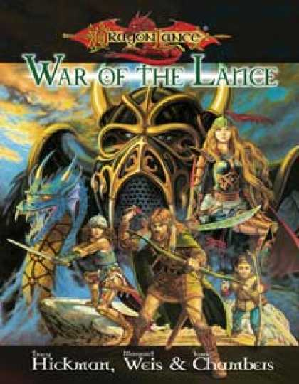 Role Playing Games - War of the Lance