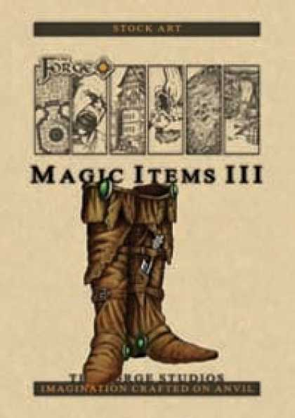Role Playing Games - Magic Items 03