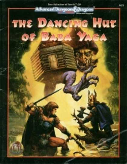 Role Playing Games - The Dancing Hut of Baba-Yaga