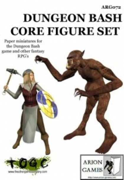 Role Playing Games - Dungeon Bash Core Set