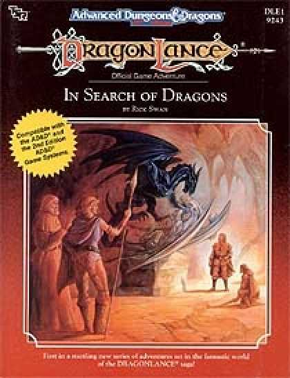 Role Playing Games - In Search of Dragons