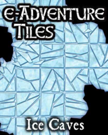 Role Playing Games - e-Adventure Tiles: Ice Caves