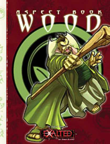 Role Playing Games - Aspect Book: Wood