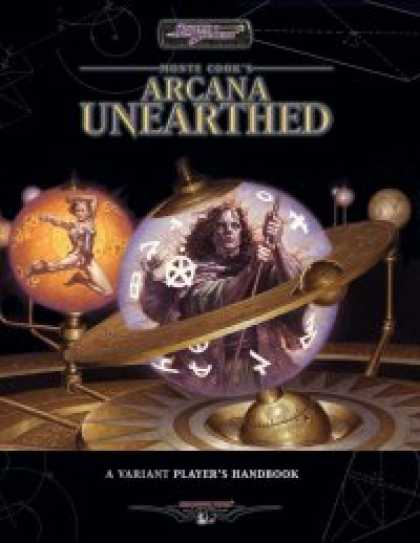 Role Playing Games - Monte Cook's Arcana Unearthed