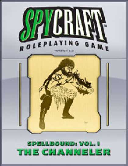 Role Playing Games - Spellbound: Vol.1 The Channeler