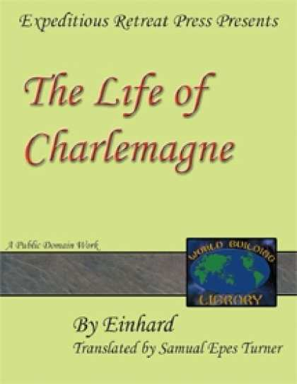 Role Playing Games - World Building Library:The Life of Charlemagne