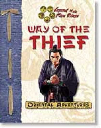 Role Playing Games - Way of the Thief