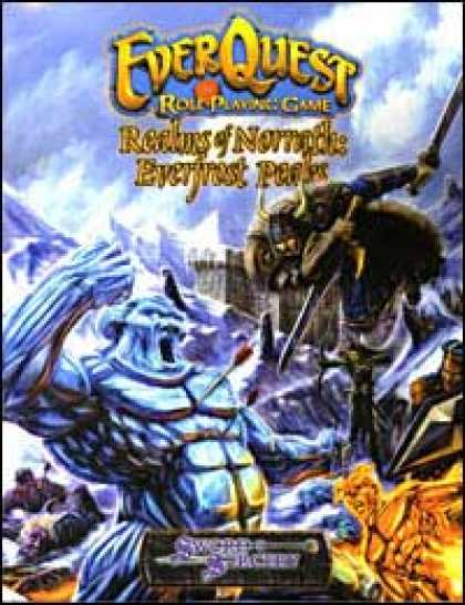 Role Playing Games - Realms of Norrath: Everfrost Peaks