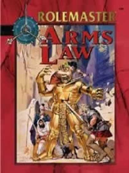 Role Playing Games - Arms Law (1999 version) PDF
