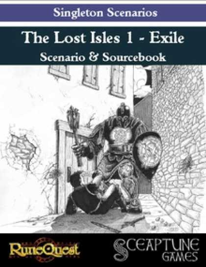 Role Playing Games - The Lost Isles 1 - Exile