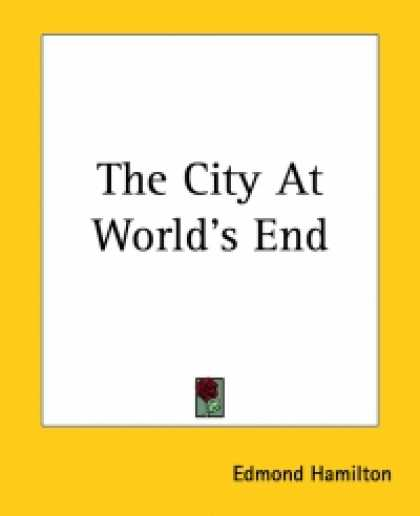 Role Playing Games - The City At World's End