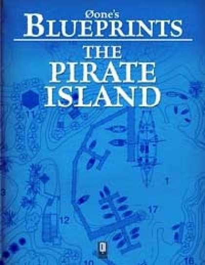 Role Playing Games - 0one's Blueprints: The Pirate Island