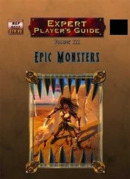 Role Playing Games - Epic Monsters
