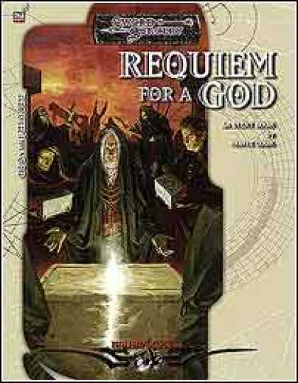 Role Playing Games - Requiem for a God