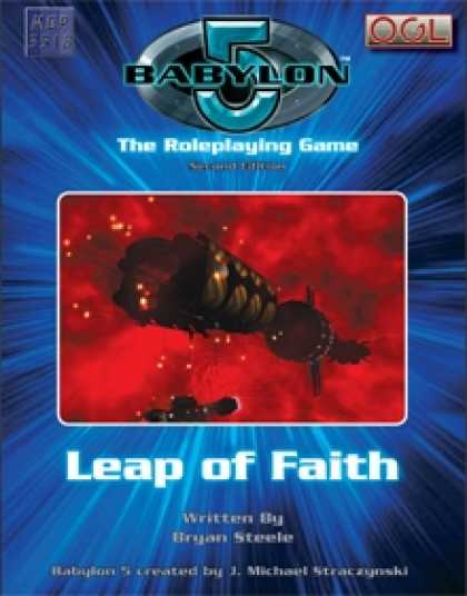 Role Playing Games - Leap of Faith