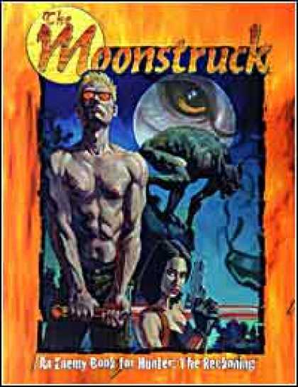 Role Playing Games - Hunter: The Moonstruck