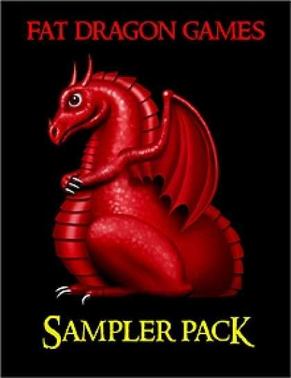 Role Playing Games - Fat Dragon Games Sampler Pack