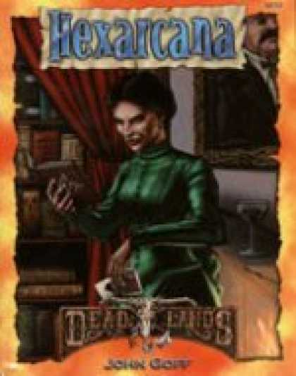 Role Playing Games - PEG1032 Hexarcana