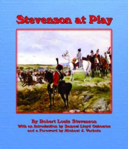Role Playing Games - Stevenson At Play