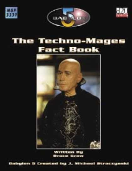 Role Playing Games - The Techno-Mages Fact Book