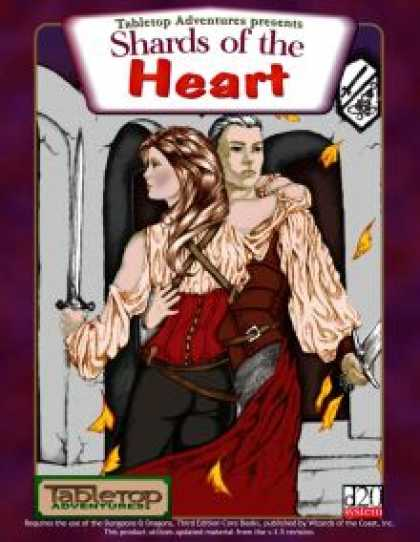 Role Playing Games - Shards of the Heart