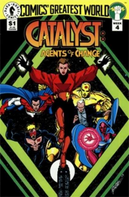 Role Playing Games - Catalyst: Agents of Change Week 4