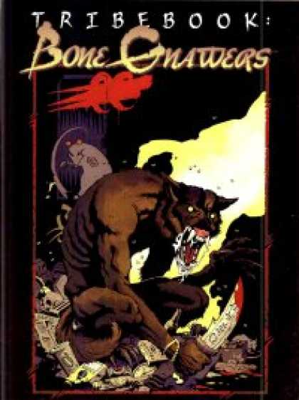 Role Playing Games - Tribebook: Bone Gnawers (Revised)