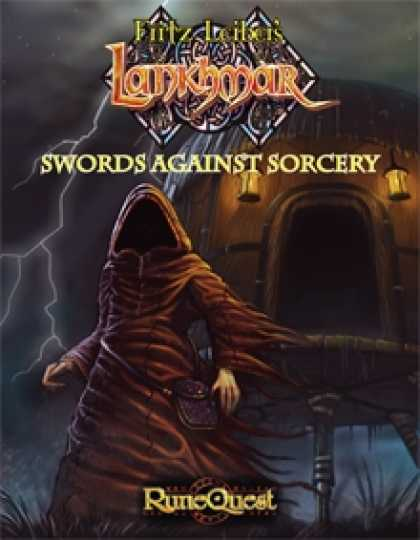 Role Playing Games - Swords Against Sorcery