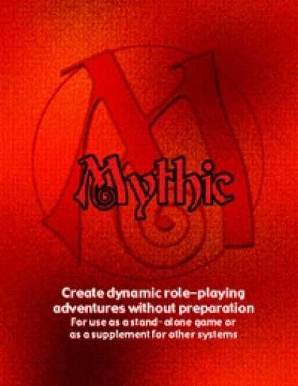 Role Playing Games - Mythic Role Playing