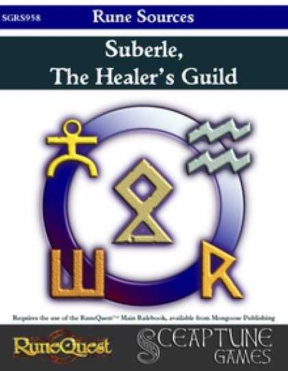 Role Playing Games - Suberle, the Healer's Guild