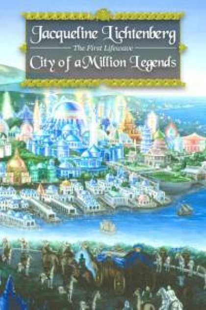 Role Playing Games - City of a Million Legends
