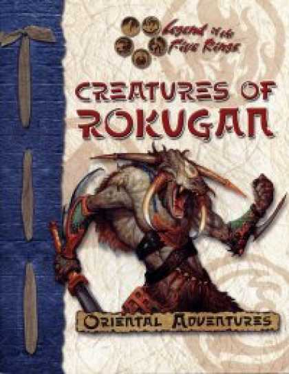 Role Playing Games - Creatures of Rokugan