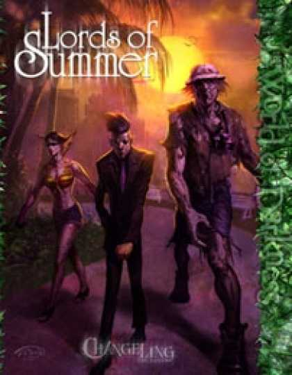 Role Playing Games - Lords of Summer